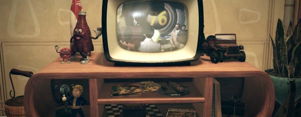 """Fallout 76 soll """"trotz Online"""" ein richtiges Fallout-Spiel sein, heißt es"""