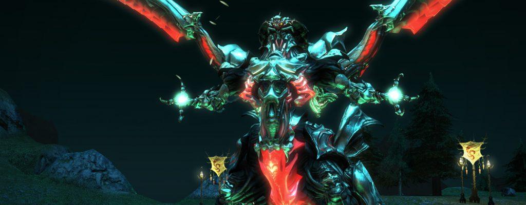 Raider schwärmen von raffiniertem, neuen Boss in Final Fantasy XIV