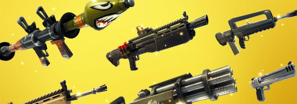 fortnite-Waffen