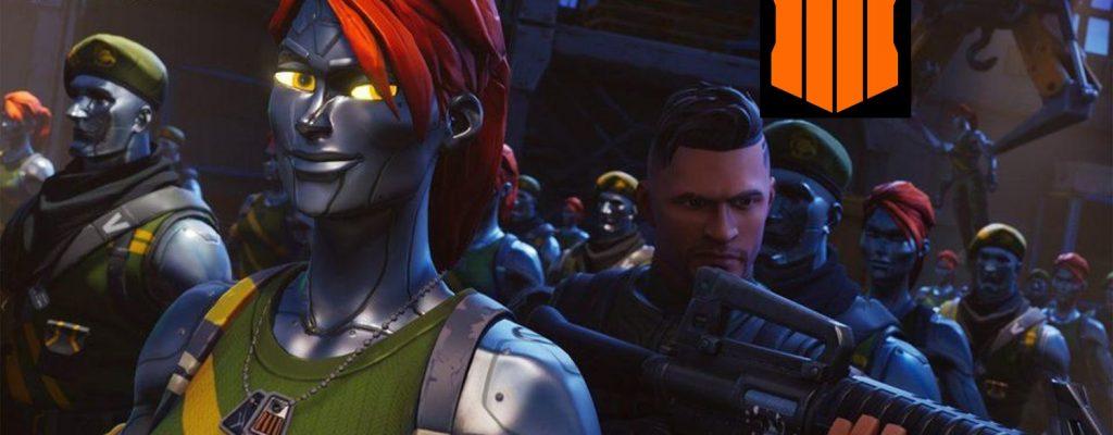 Kooperation zwischen Fortnite & Call of Duty? Das ist dran am Gerücht