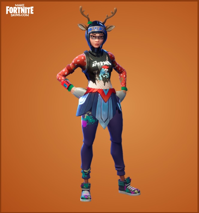 Fortnite Skins Webseite