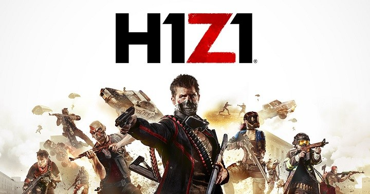 H1Z1 auf PS4 anders als die PC-Fassung, spielt sich mehr wie PUBG