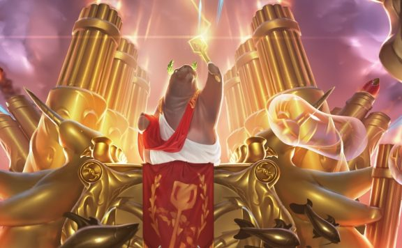 League of Legends Manatee