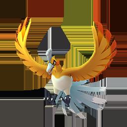 Pokémon GO HO-Oh Shiny