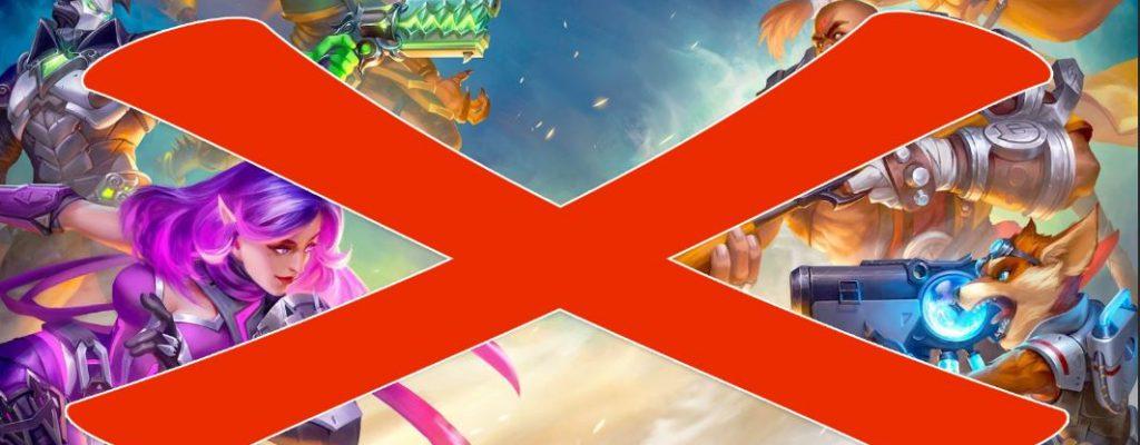 Realm Royale sollte wie Fortnite mit eigenen Helden sein – Nun nicht mehr