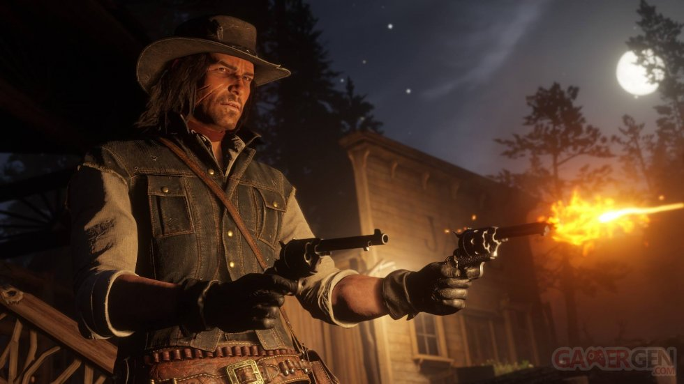 Red Dead Redemption 2 Doppel Revolver