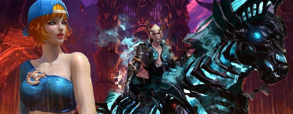 TERA hat 2 Millionen Spieler – PS4 kriegt Geschenk, Xbox One nicht