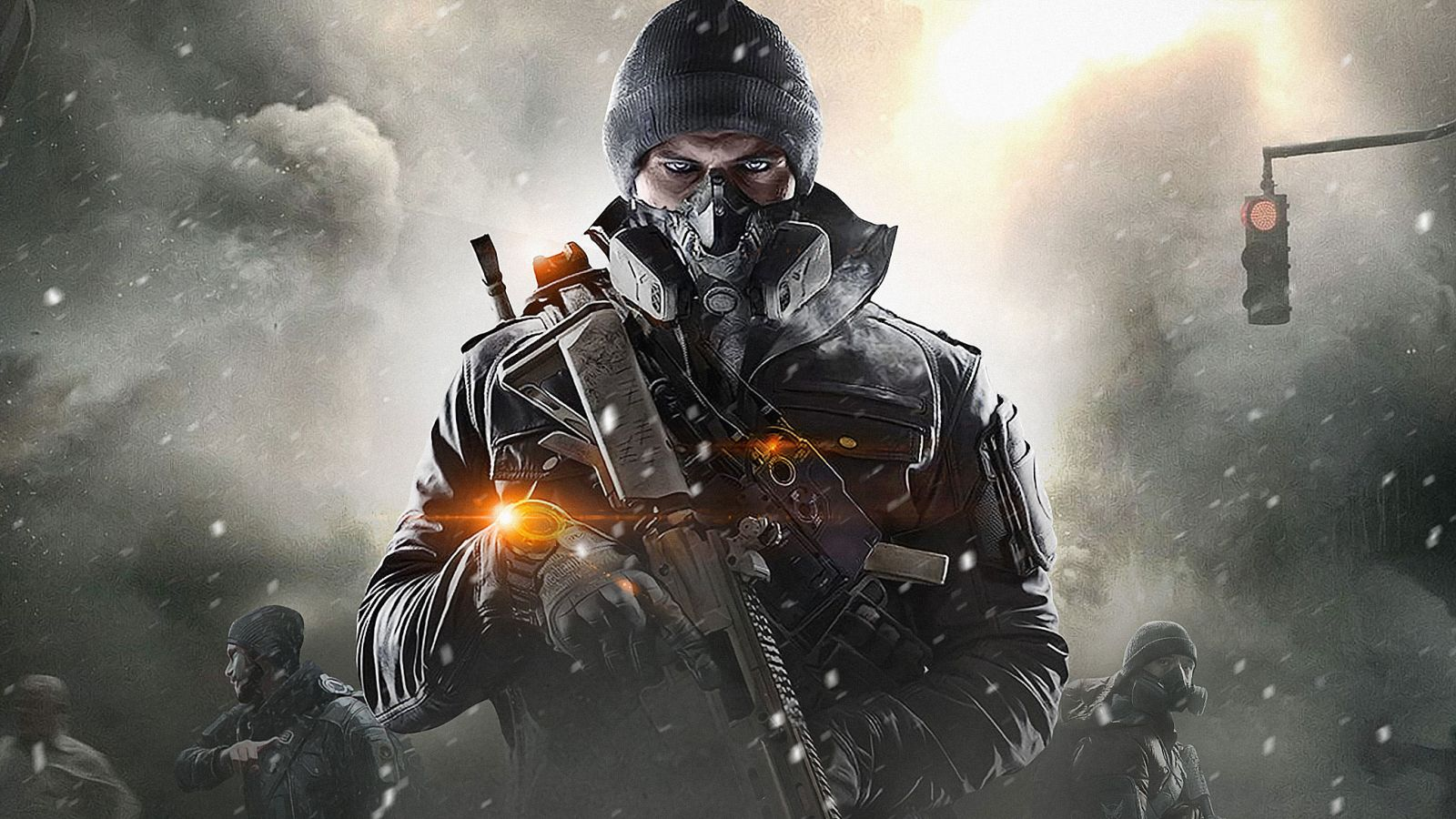 the division rogue agent