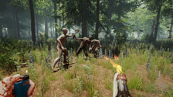 the forest full release date