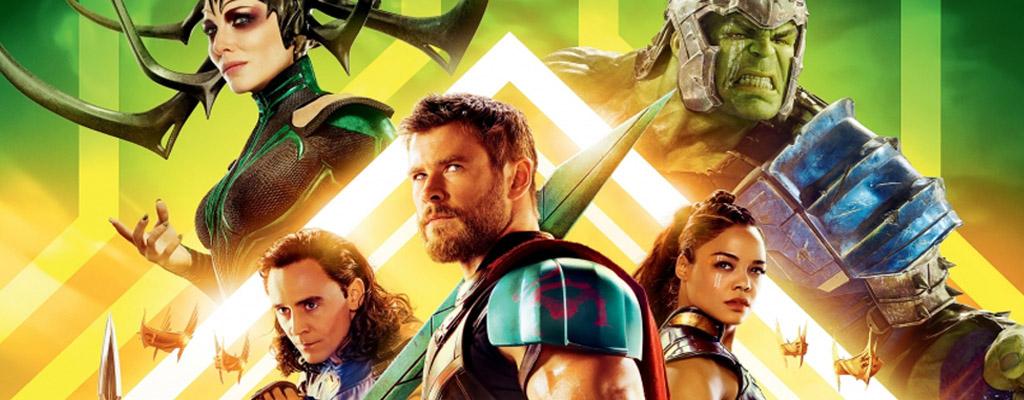 Filme für 99 Cent leihen – Amazon Freitagskino mit Thor 3, Coco & Dunkirk