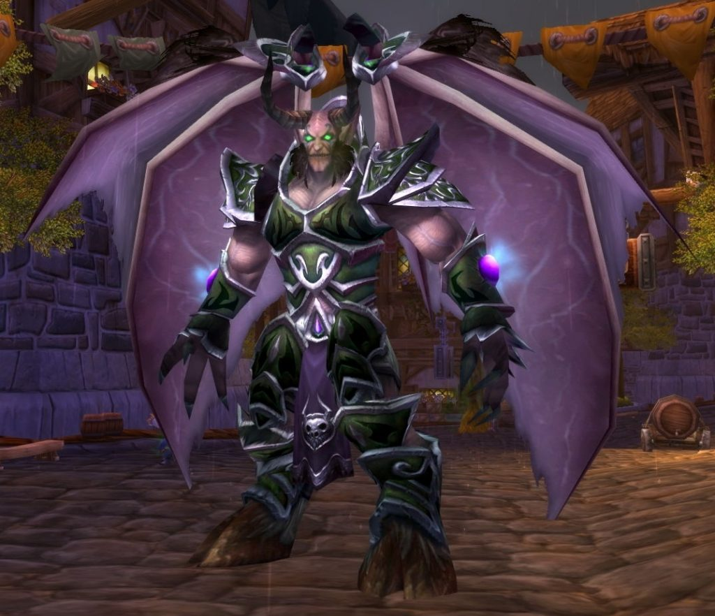 world of warcraft mal'ganis in stratholme