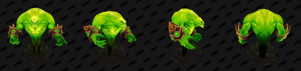 wow battle for azeroth fel feuerelementar model wowhead