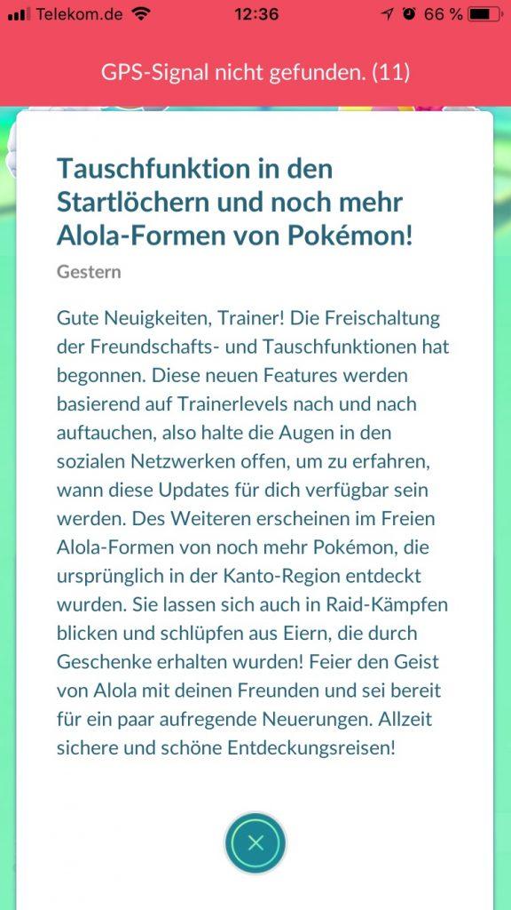 Pokémon GO alola Raids Ingame