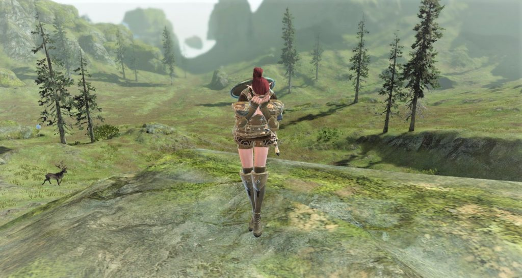 Bless Online traurig