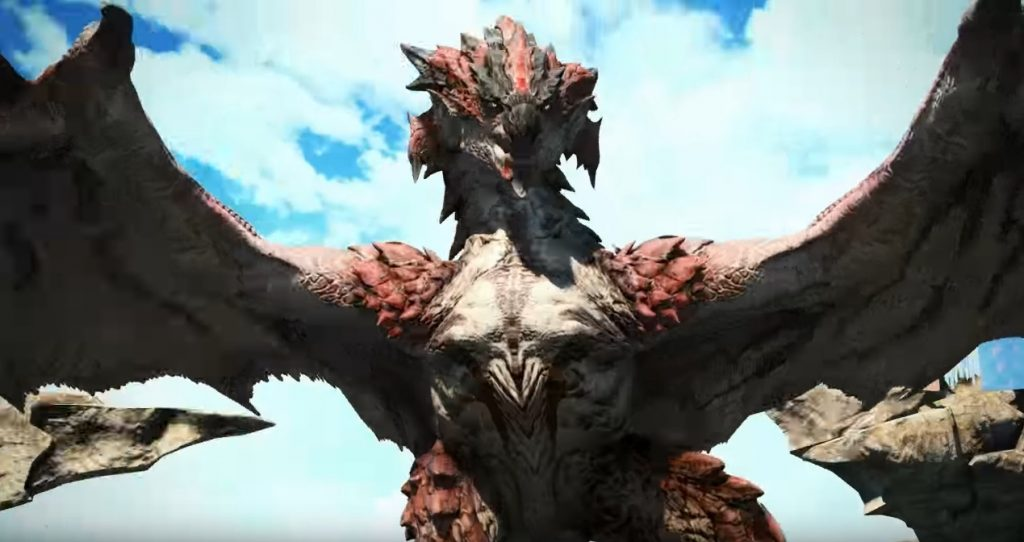 final fantasy xiv rathalos
