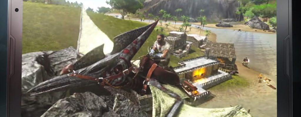 ARK Mobile lässt Euch am Handy Dinos jagen
