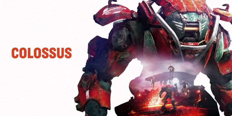 Mit diesem Colossus-Build legt Ihr in Anthem alles in Schutt und Asche