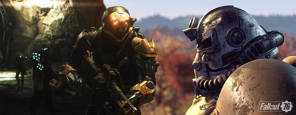Die 5 wichtigsten Online-Games, die auf der E3 2018 gezeigt wurden