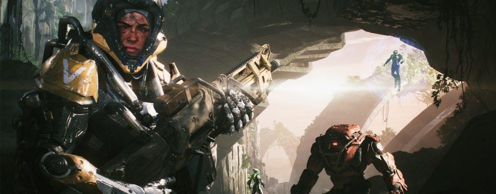 Anthem soll die Netflix-Serie unter den Games werden, die Spieler fesseln