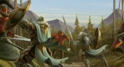 Ashes of Creation PvP Combat artwork titel