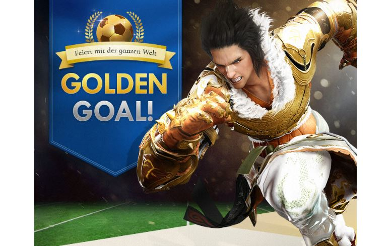 Black Desert Golden Goal