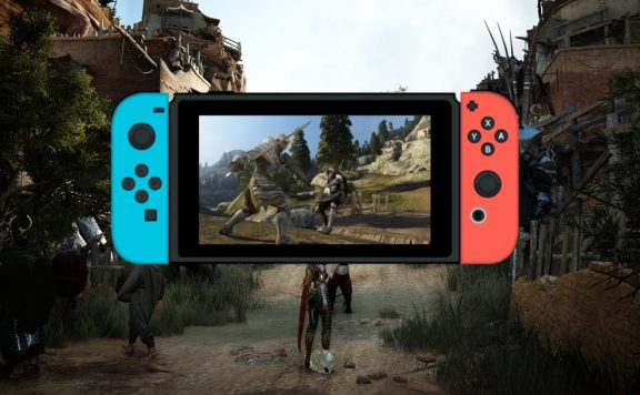 Black Desert Switch