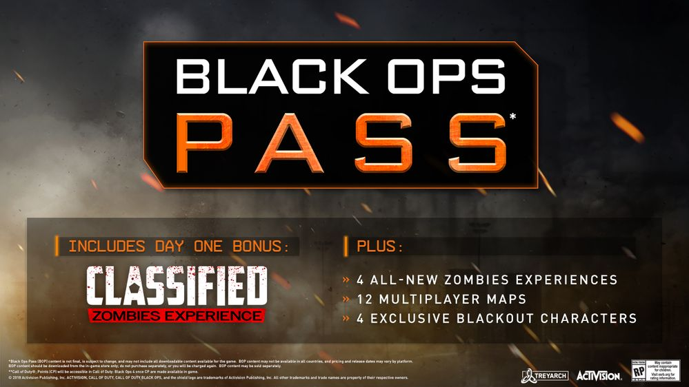 Black Ops 4 Season Pass