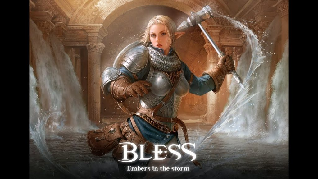 Bless Online Embers in the Storm