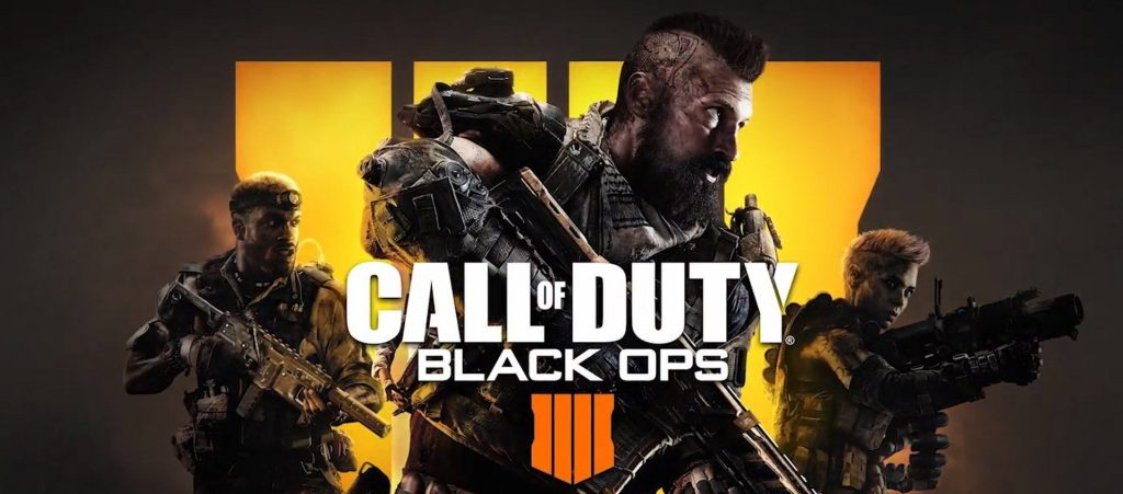 COD Black Ops 4 Title