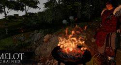 Camelot Unchained Screenshot Feuer Druidin Titel