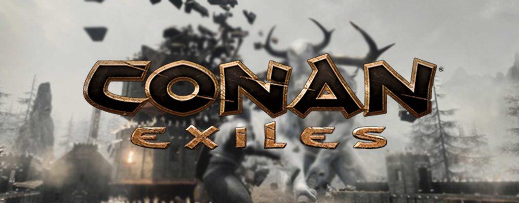 Conan Banner Titel