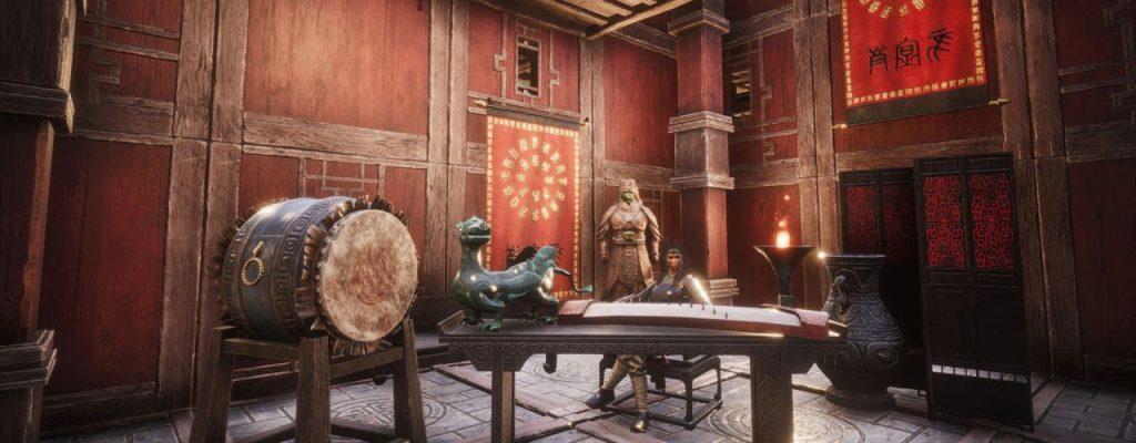 Conan Exiles veröffentlicht 1. DLC mit asiatischen Waffen-Skins
