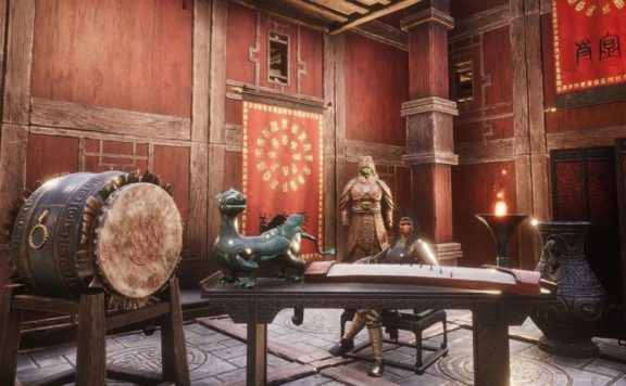 Conan Exiles Khitan DLC Background Header