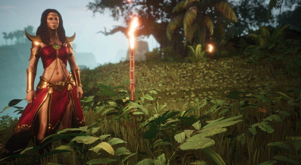 Conan Exiles Royal Armor Featured