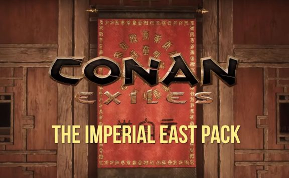 Conan Exiles The Imperial East Pack trailer Header