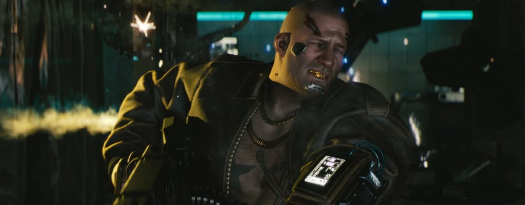 Cyberpunk 2077 bringt intensive Nahkämpfe und Katana als Waffe