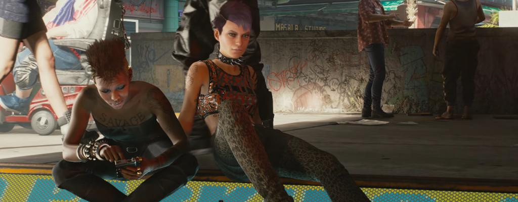 Cyberpunk 2077 Title 1