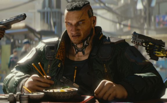 Cyberpunk 2077 Title 12