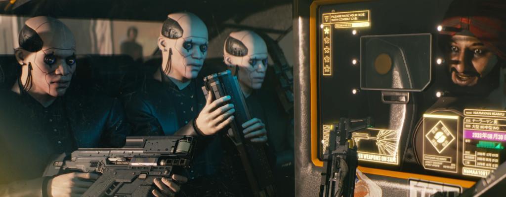 """Cyberpunk 2077 sagt """"Nein"""" zu Mikrotransaktionen, versteckt im Trailer"""