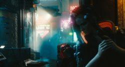 Cyberpunk 2077 Title header hallo bitte