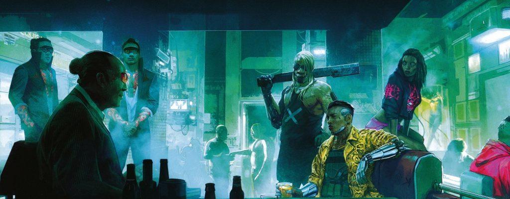 """Cyberpunk 2077 twittert nach 5 Jahren """"Beep"""" und die Fans rasten aus"""
