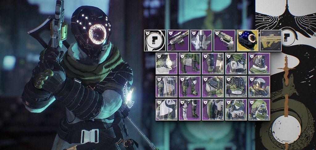 Destiny 2 FR Dead Orbit Gear