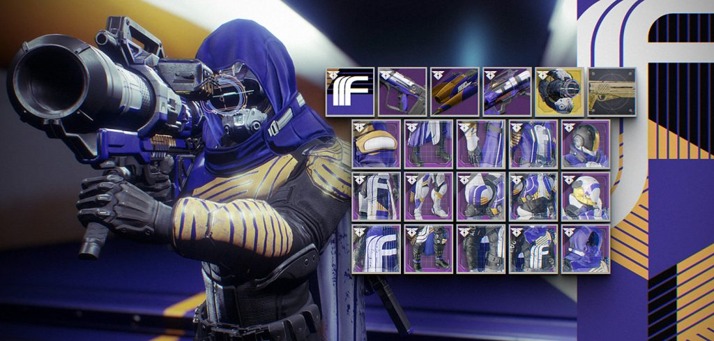 Destiny 2 FR FWC Gear