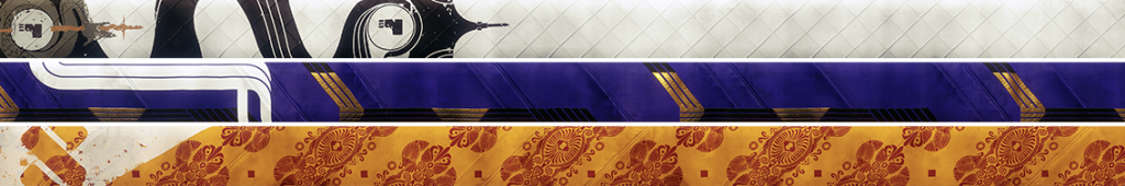 Destiny 2 FR New Emblems