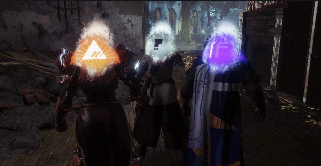 Destiny 2 FR Renown Aura