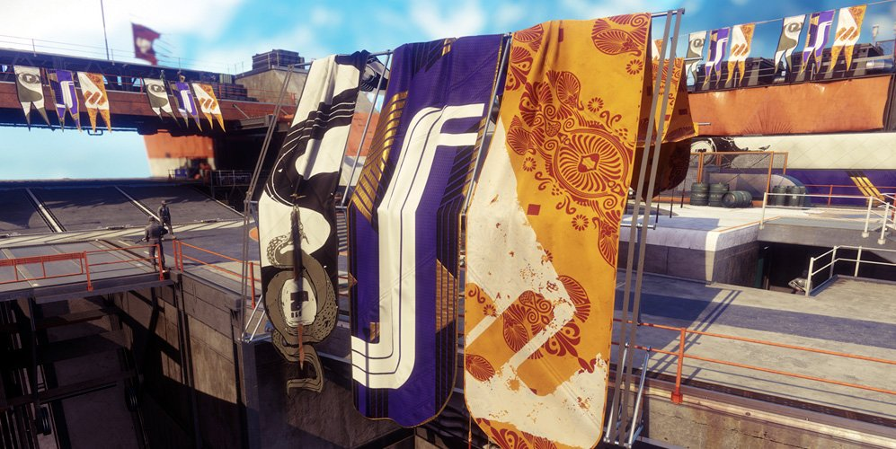 Destiny 2 FR banners new