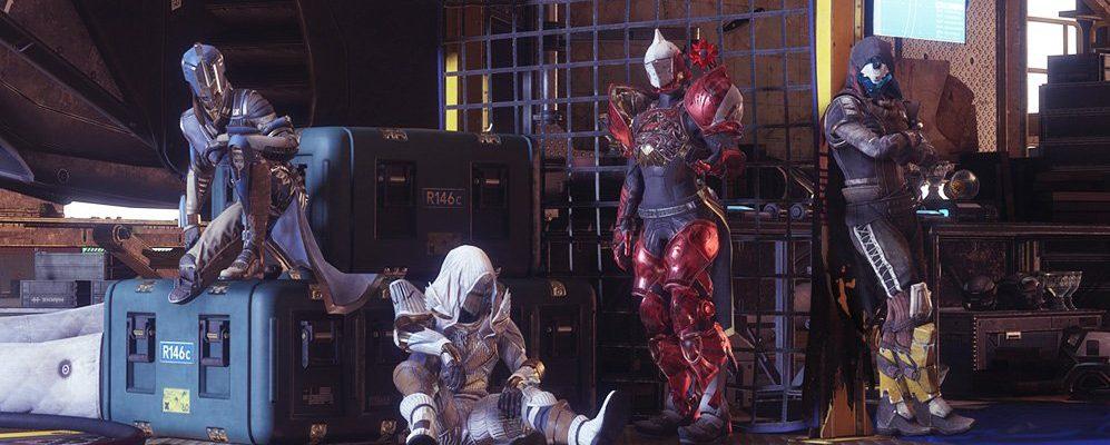 Destiny 2: Diese Items könnt Ihr vor Forsaken bedenkenlos zerlegen