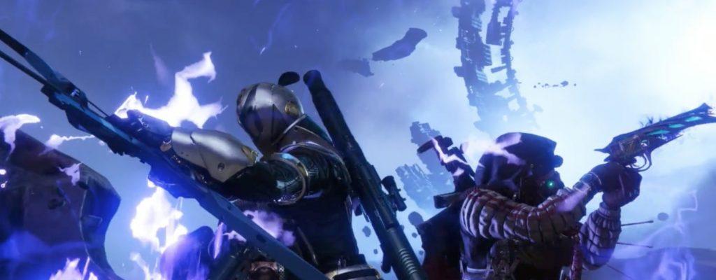 In Destiny 2 bestimmen Munition und Waffenart über die Waffenslots