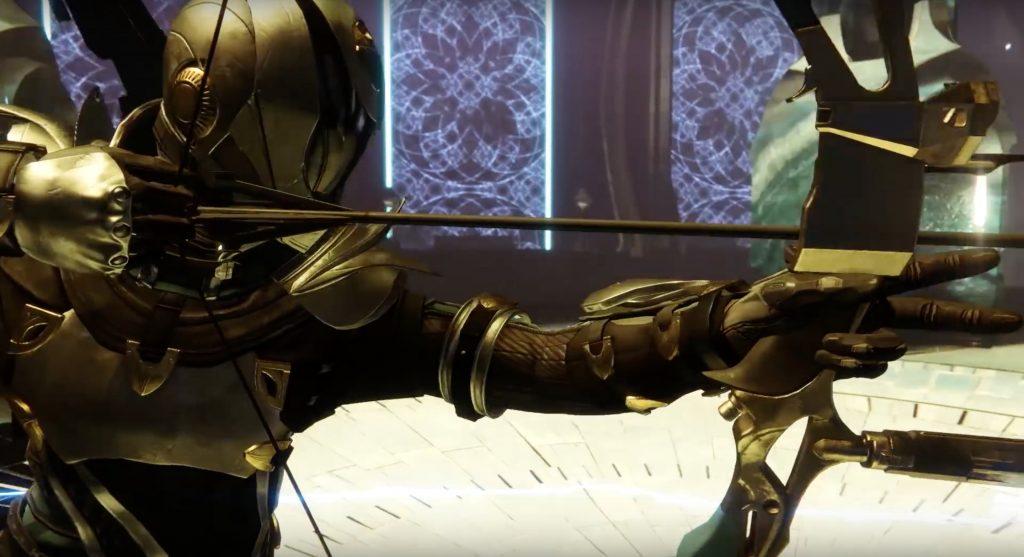 Destiny 2 Forsaken Bow 1