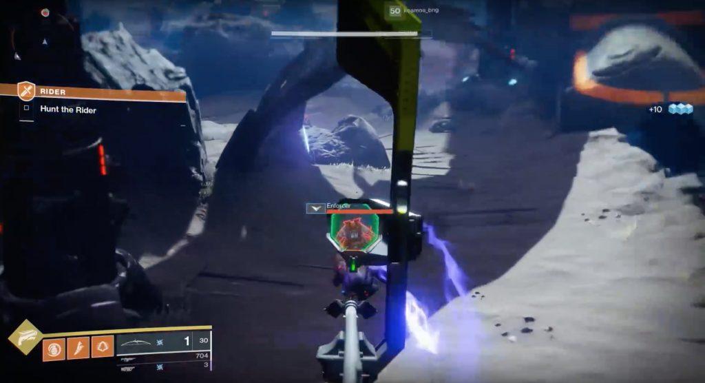 Destiny 2 Forsaken Bow 3